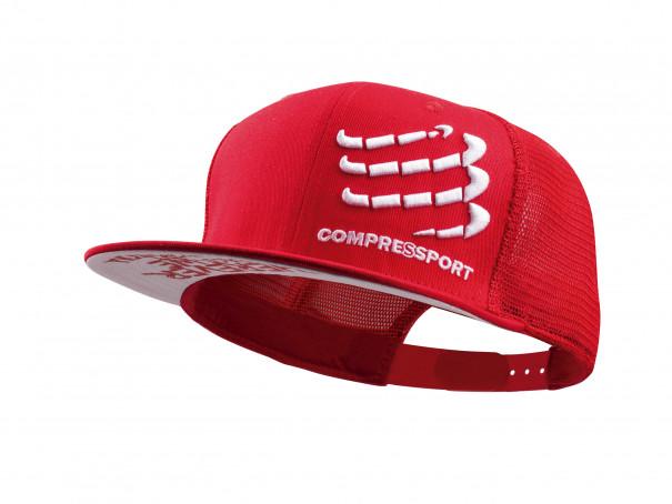 Cappellino camionista rosso