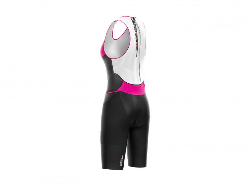 TR3 Aero Trisuit Woman schwarz
