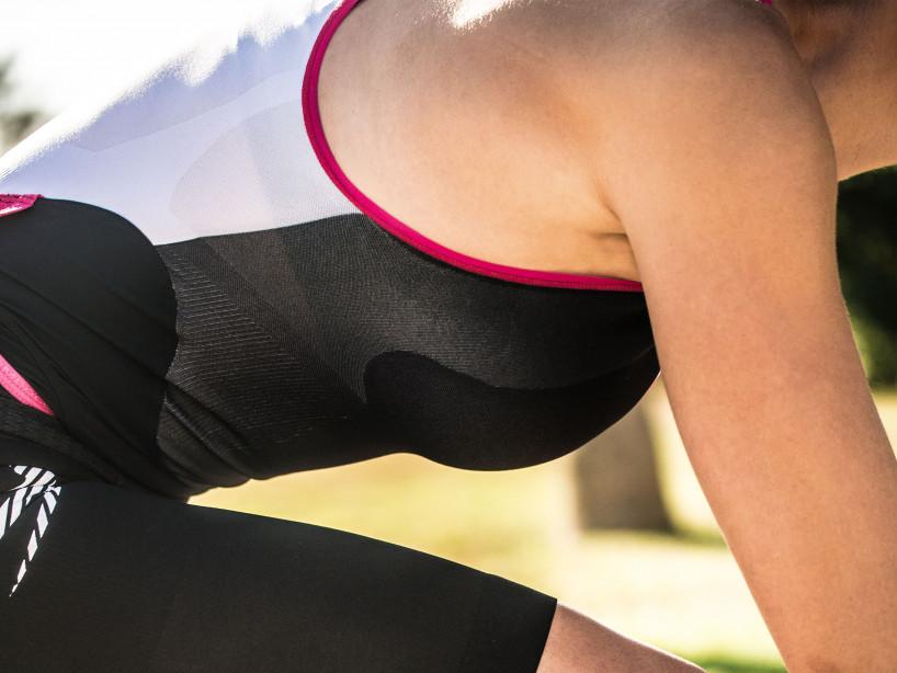 TR3 Aero Trisuit Woman BLACK