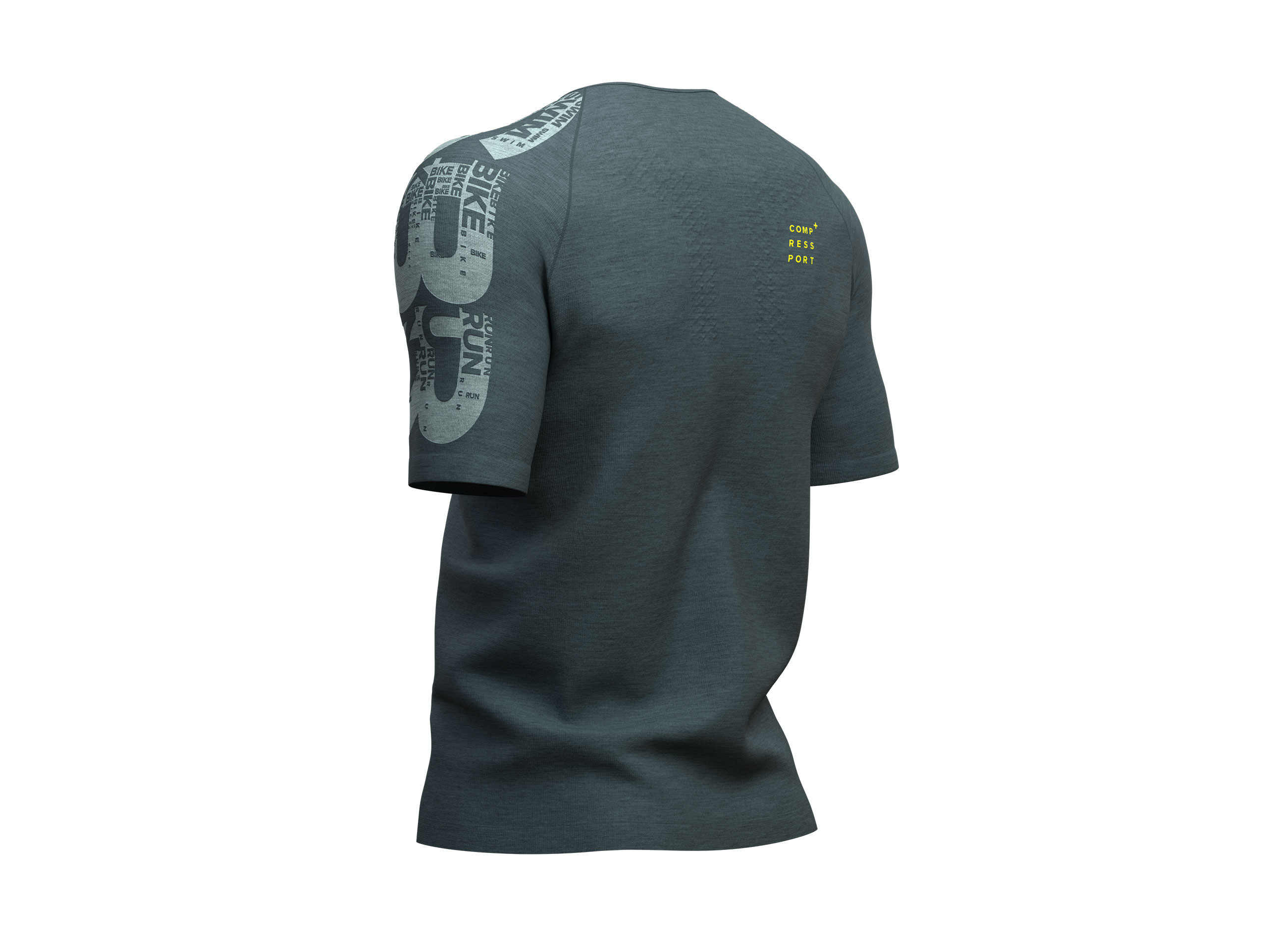 Camiseta de entrenamiento MC - Born To SwimBikeRun 2019