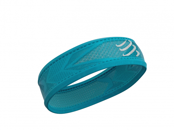 Thin HeadBand On/Off FLUO BLUE