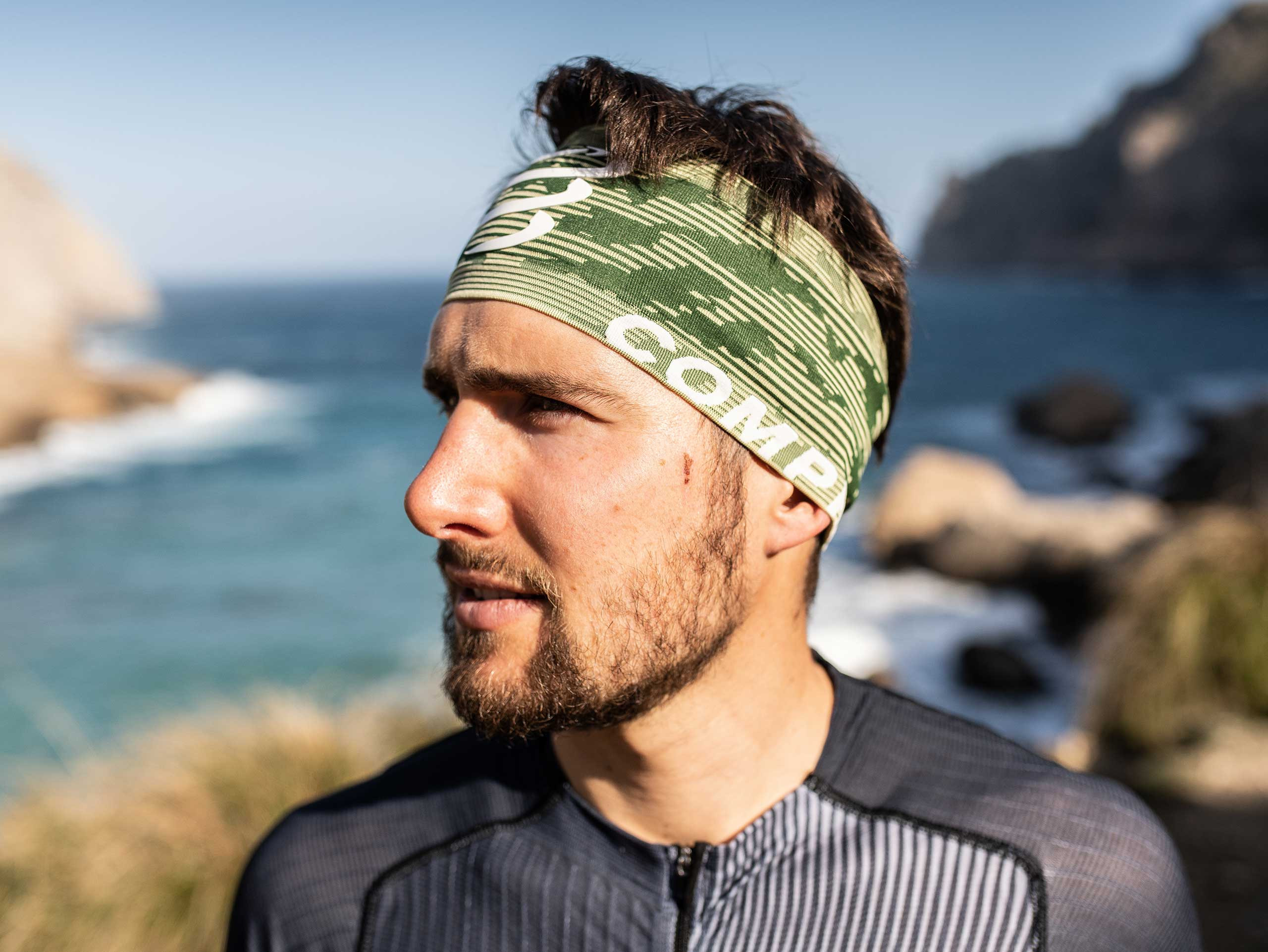 Headband On/Off camo
