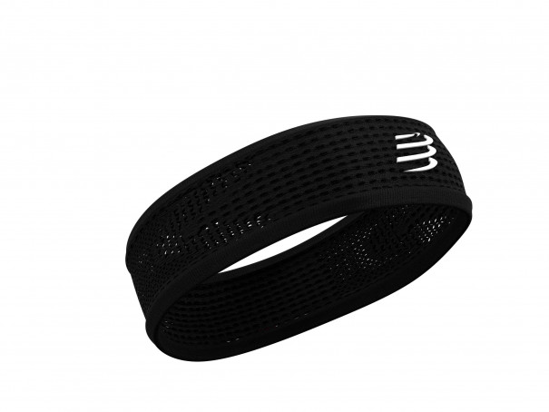 Thin HeadBand On/Off - Schwarz