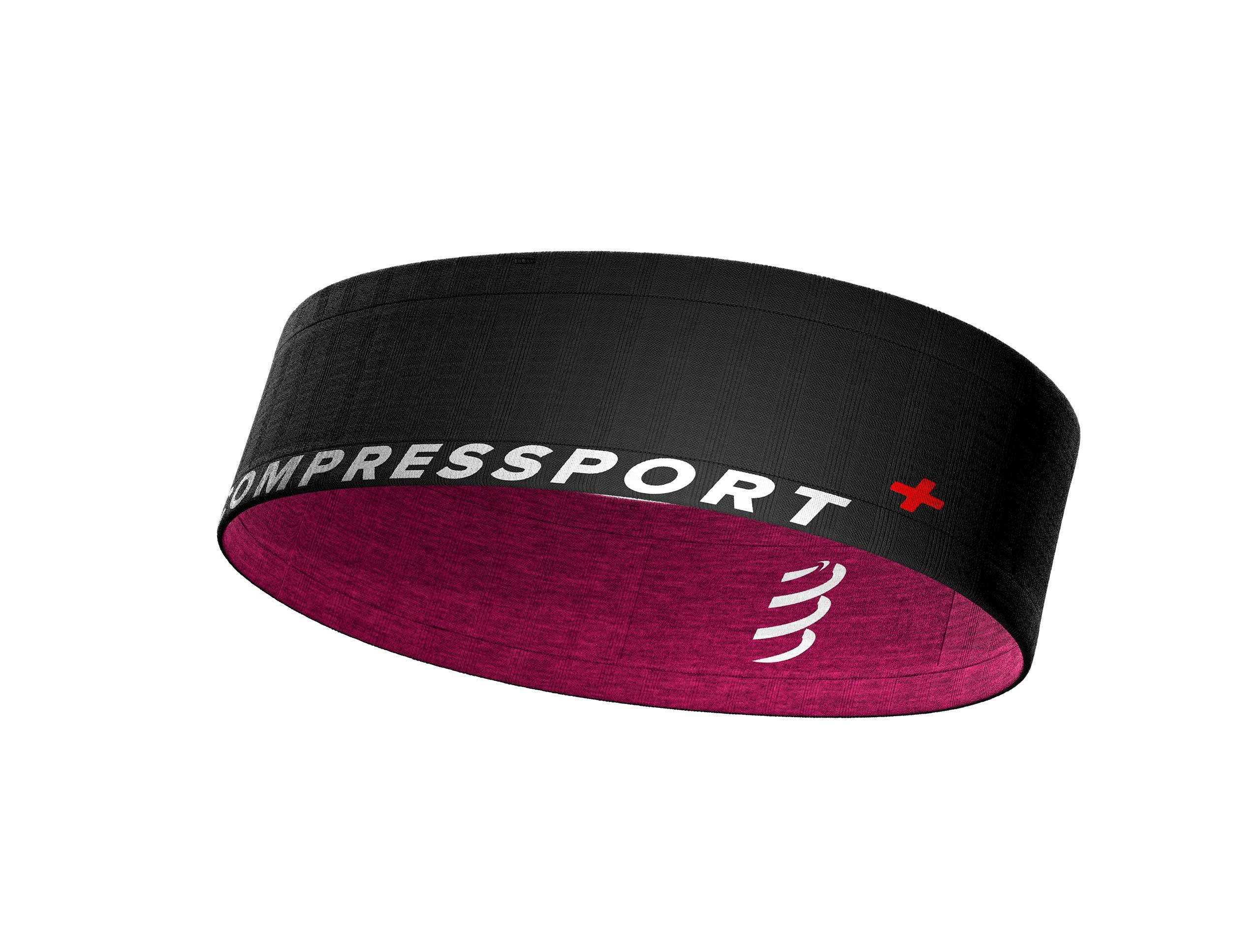 Free Belt schwarz/pink-meliert