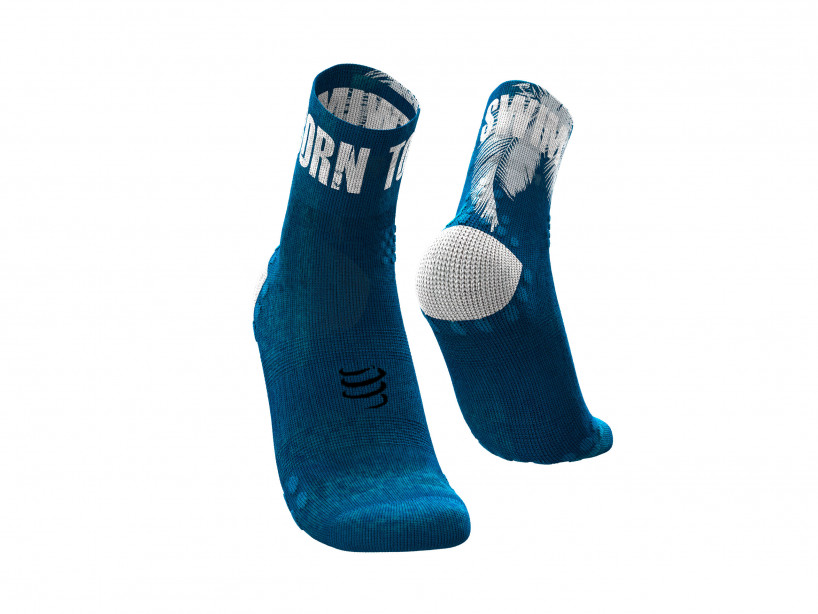 Pro Racing Socks v3.0 Ultralight Run High - Kona 2019 BLUE