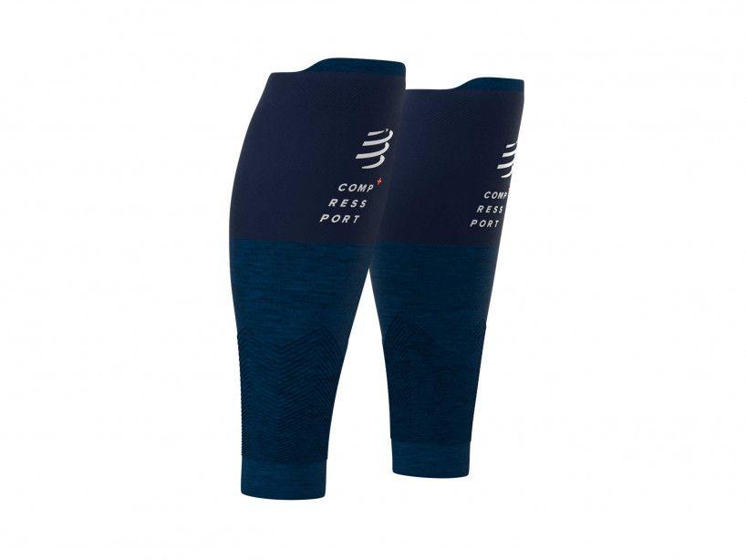 R2v2 manchons compression bleu mélange