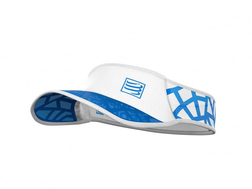 Spiderweb Ultralight Visor white/blue