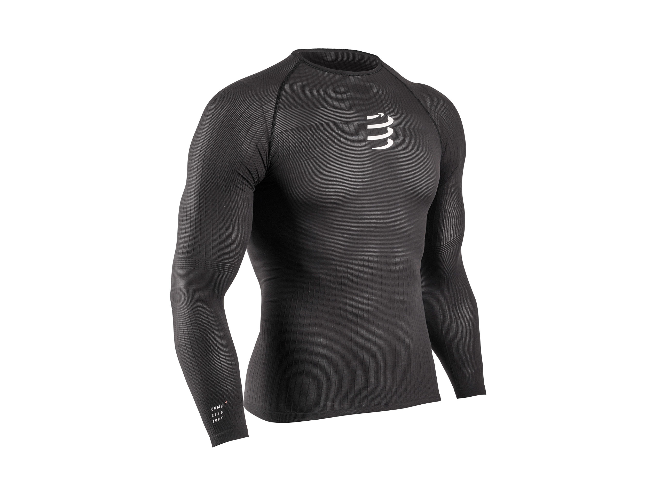 3D thermo 50g LS Tshirt black