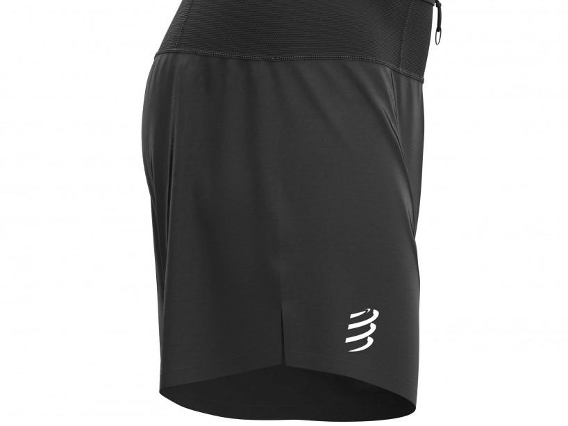 Trail 2-in-1 Short noir