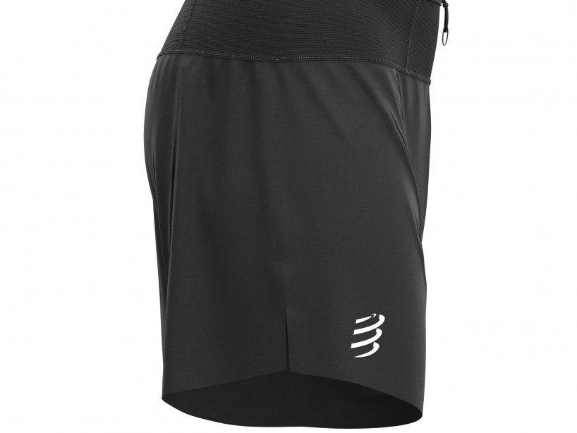Pantalón corto Trail Racing negro