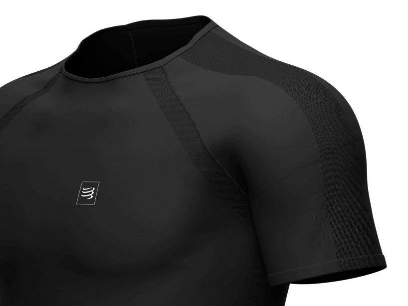 Training SS Tshirt noir