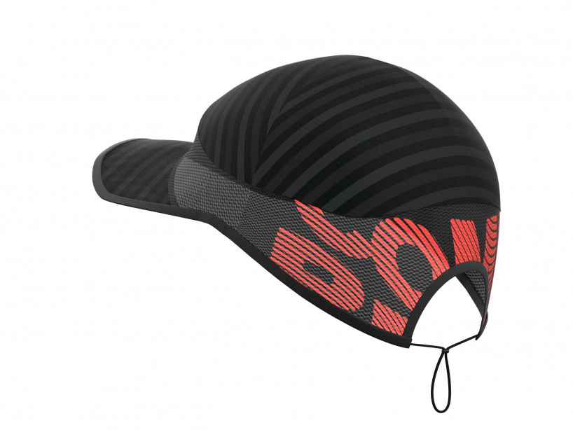 Pro Racing Cap schwarz