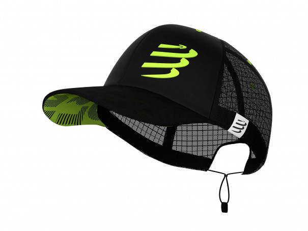 Racing Trucker Cap noir