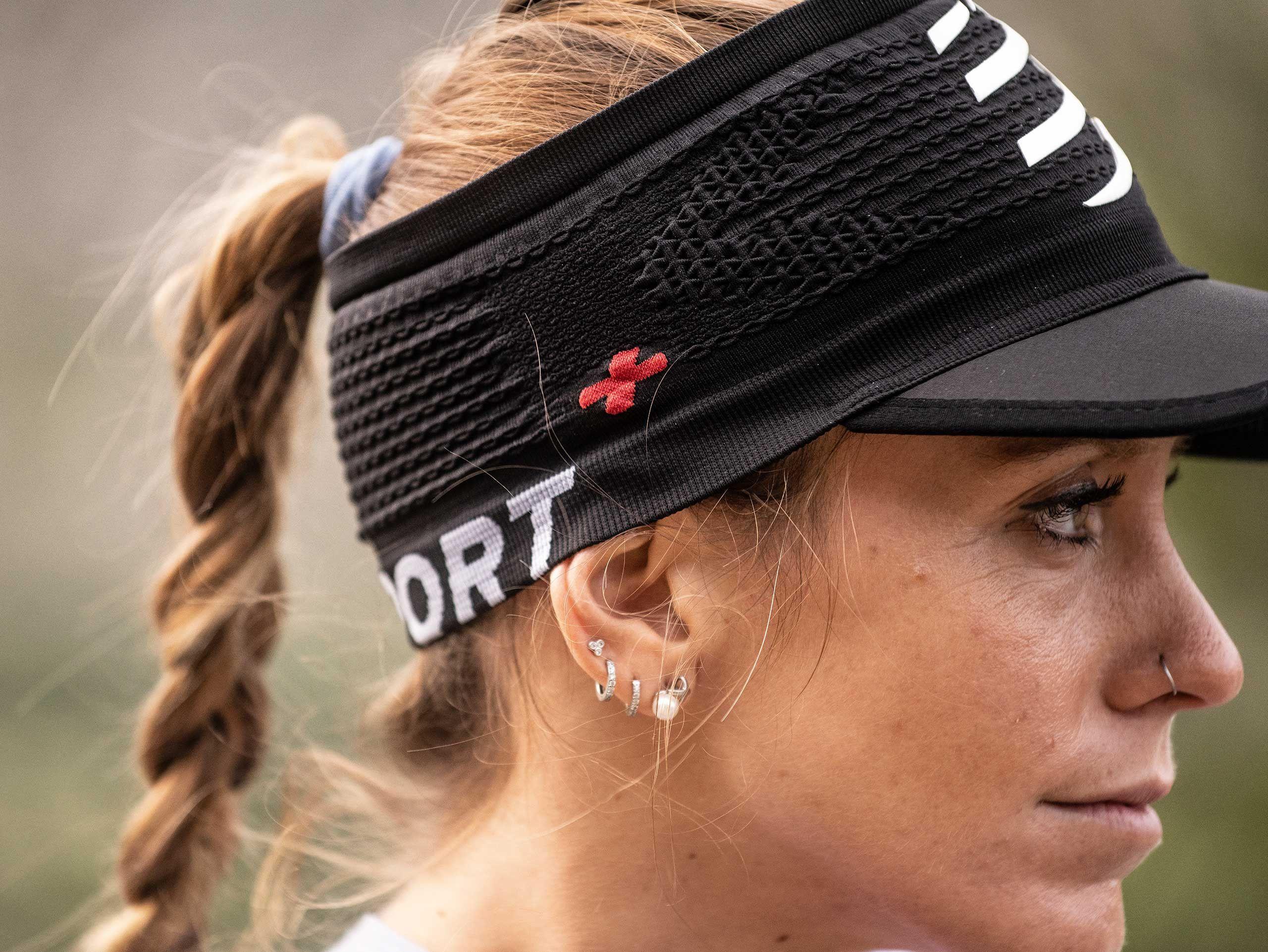 Spiderweb Headband On/Off schwarz