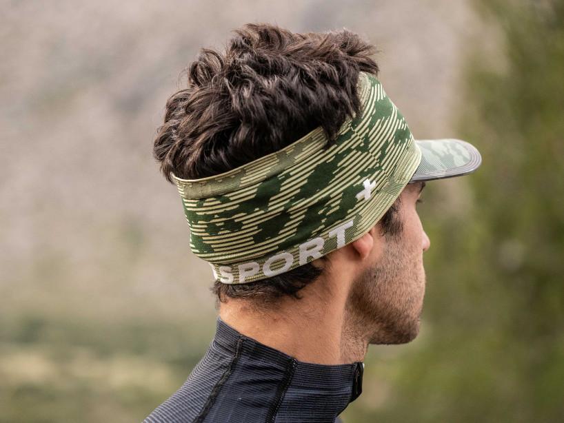 Headband a ragnatela On/Off mimetica