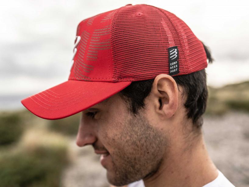 Trucker Cap rouge
