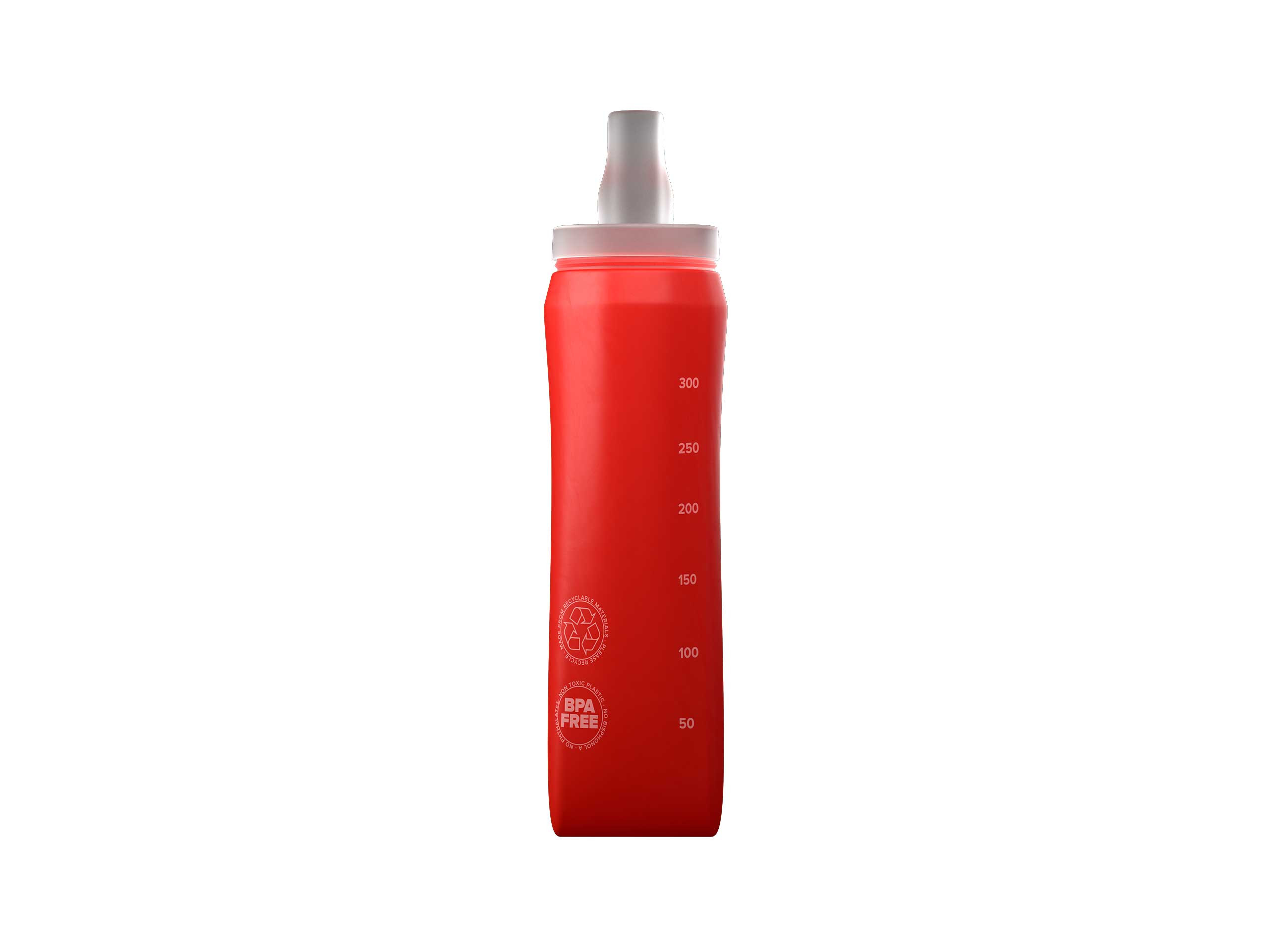 ErgoFlask 300mL rouge