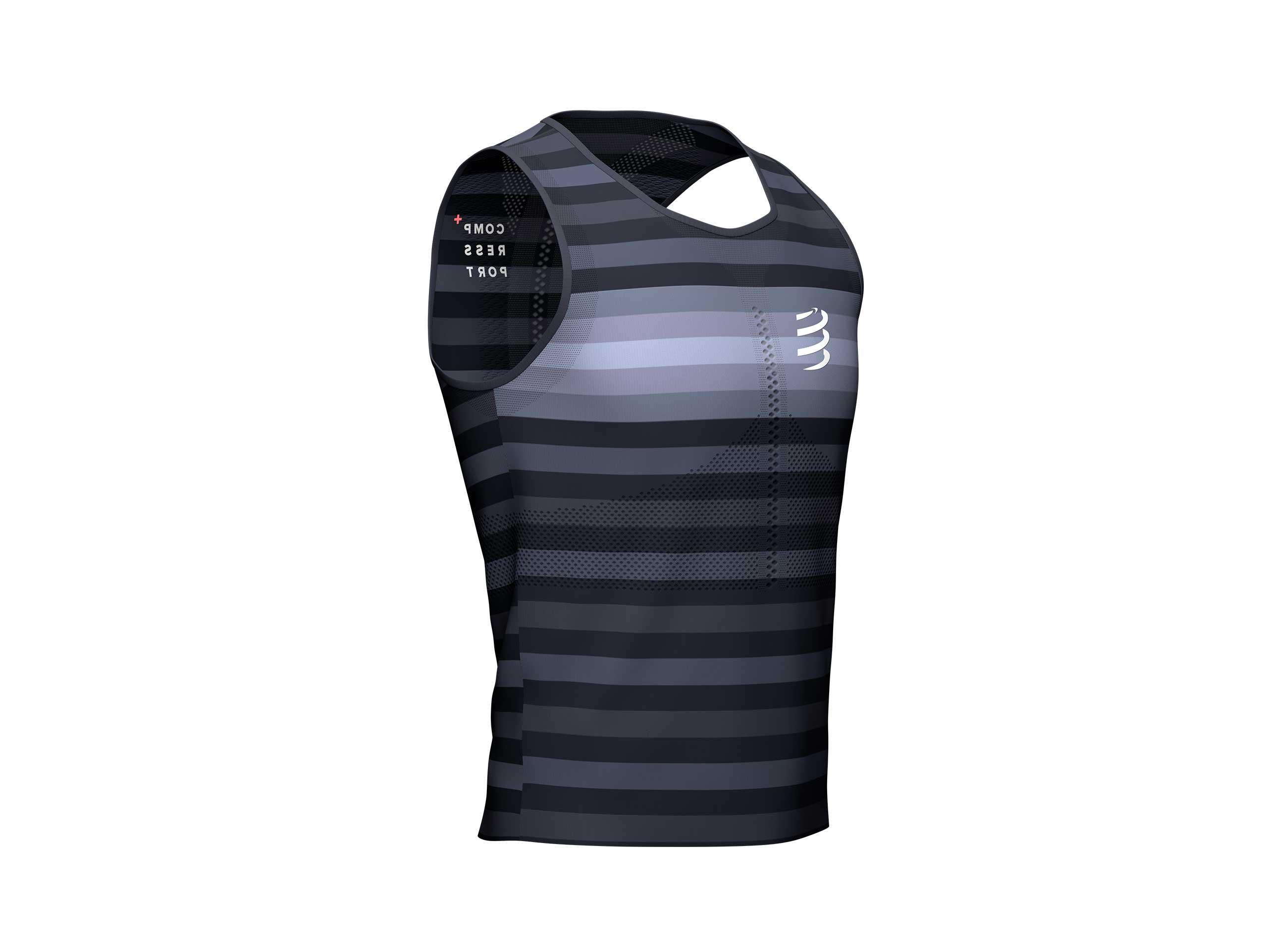 Camiseta Pro Racing negra