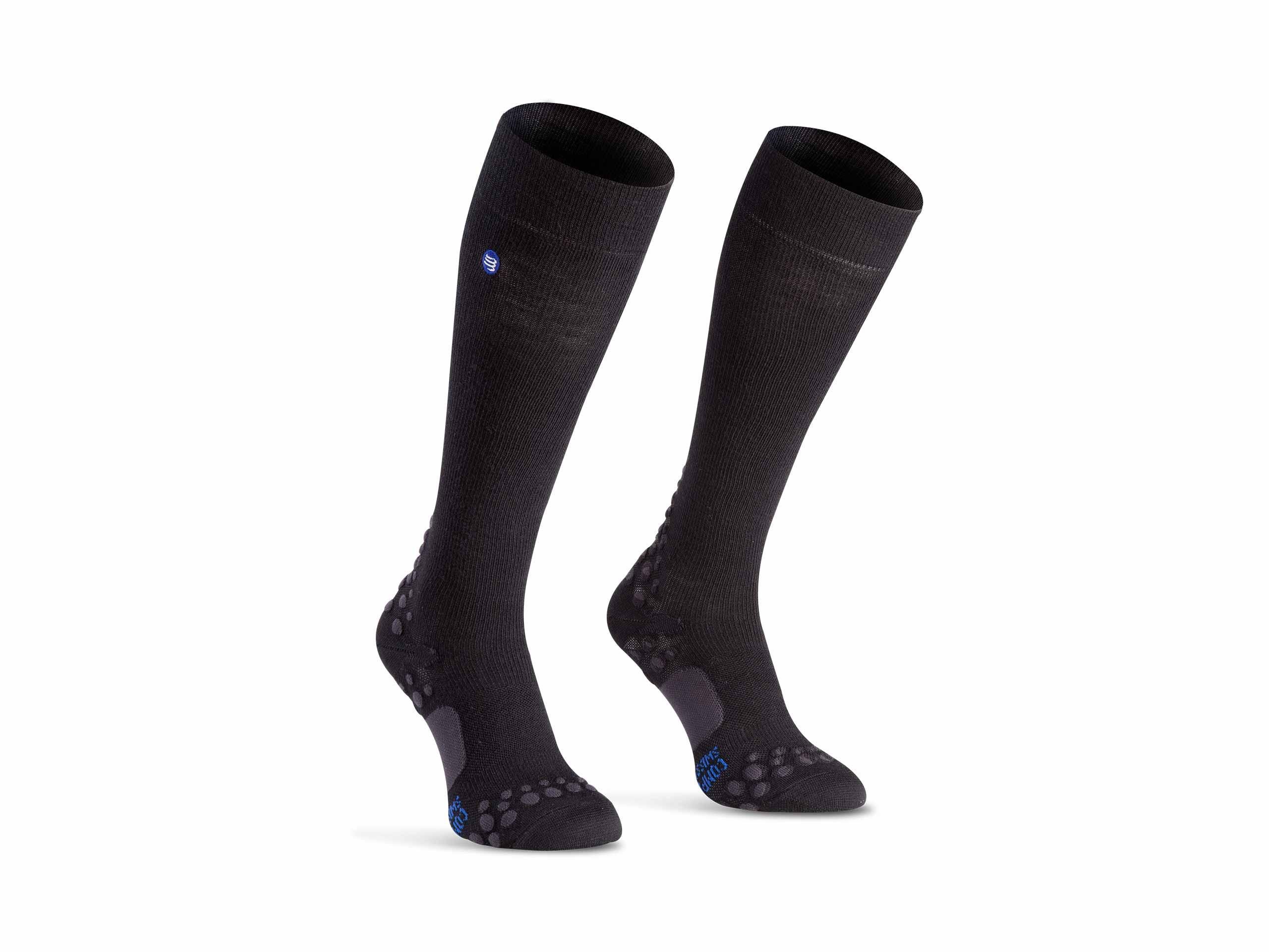 Calcetines de cuidado negros