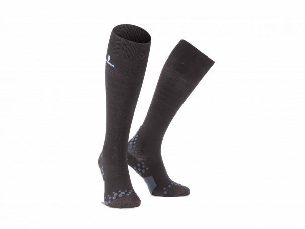 Copper socks black