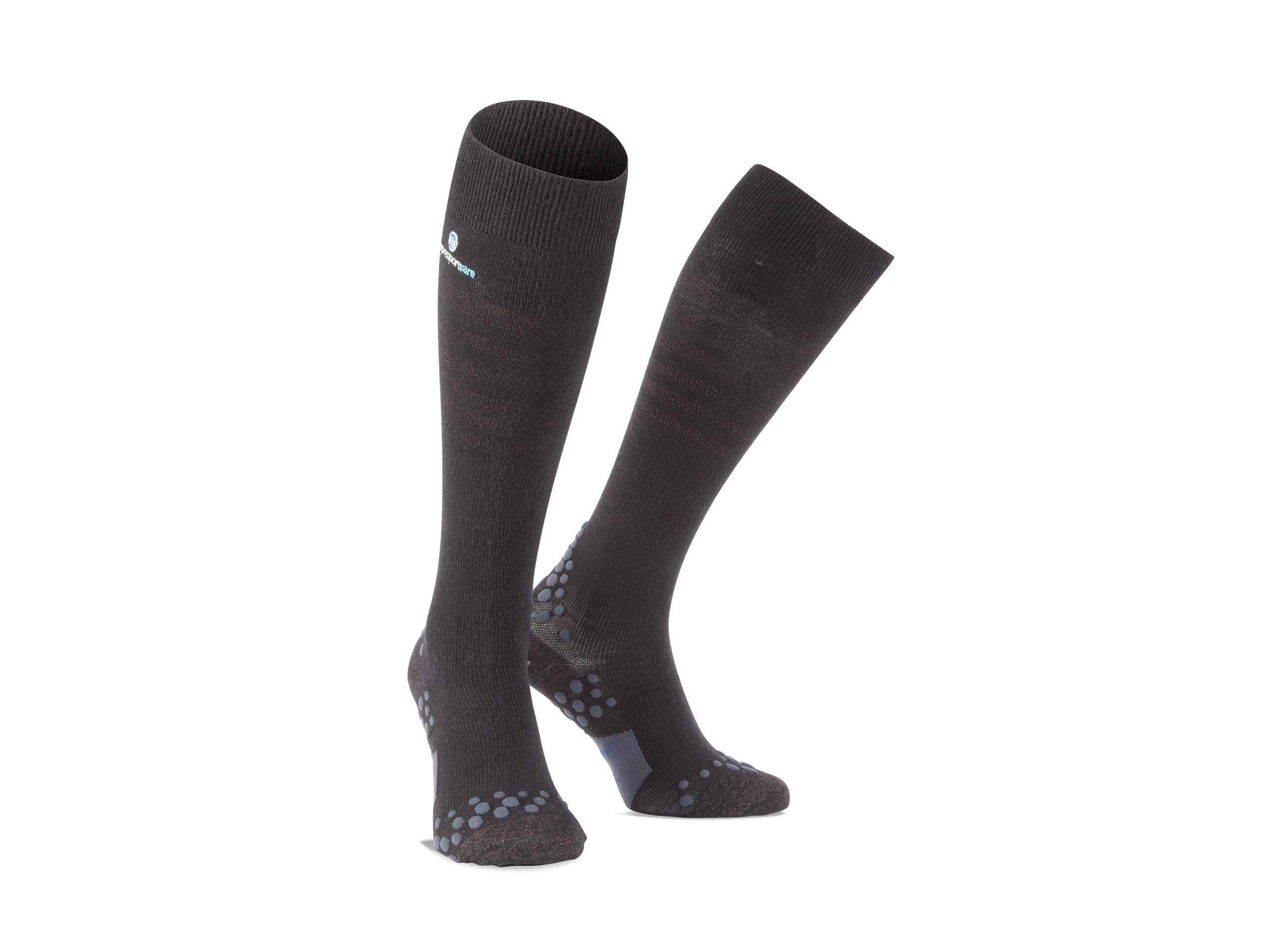 Copper Socks schwarz