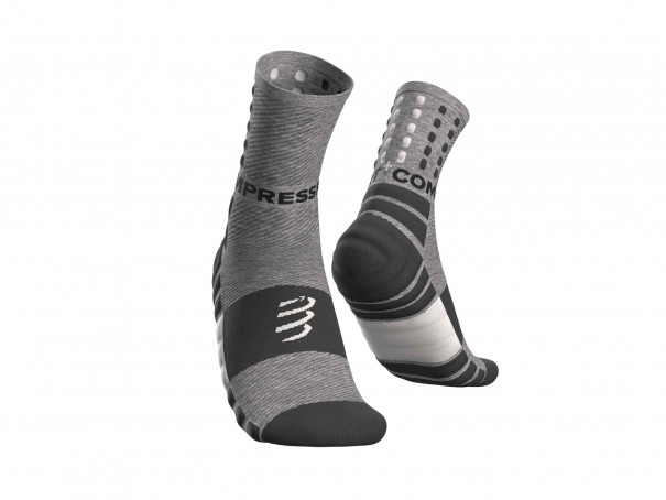 Shock Absorb Socks grau-melange