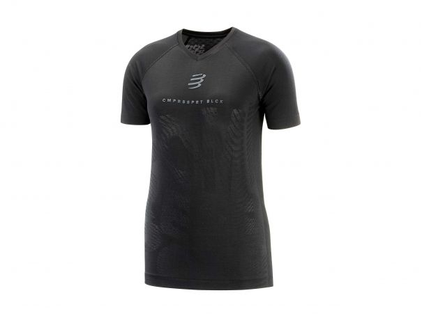 Training Tshirt SS W - Black Edition 2020