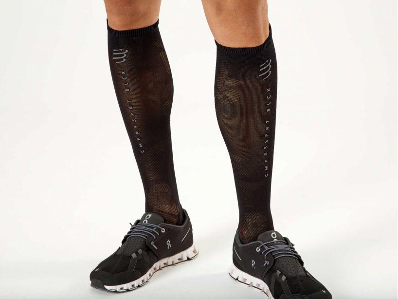 Full Socks Oxygen - Black Edition 2020