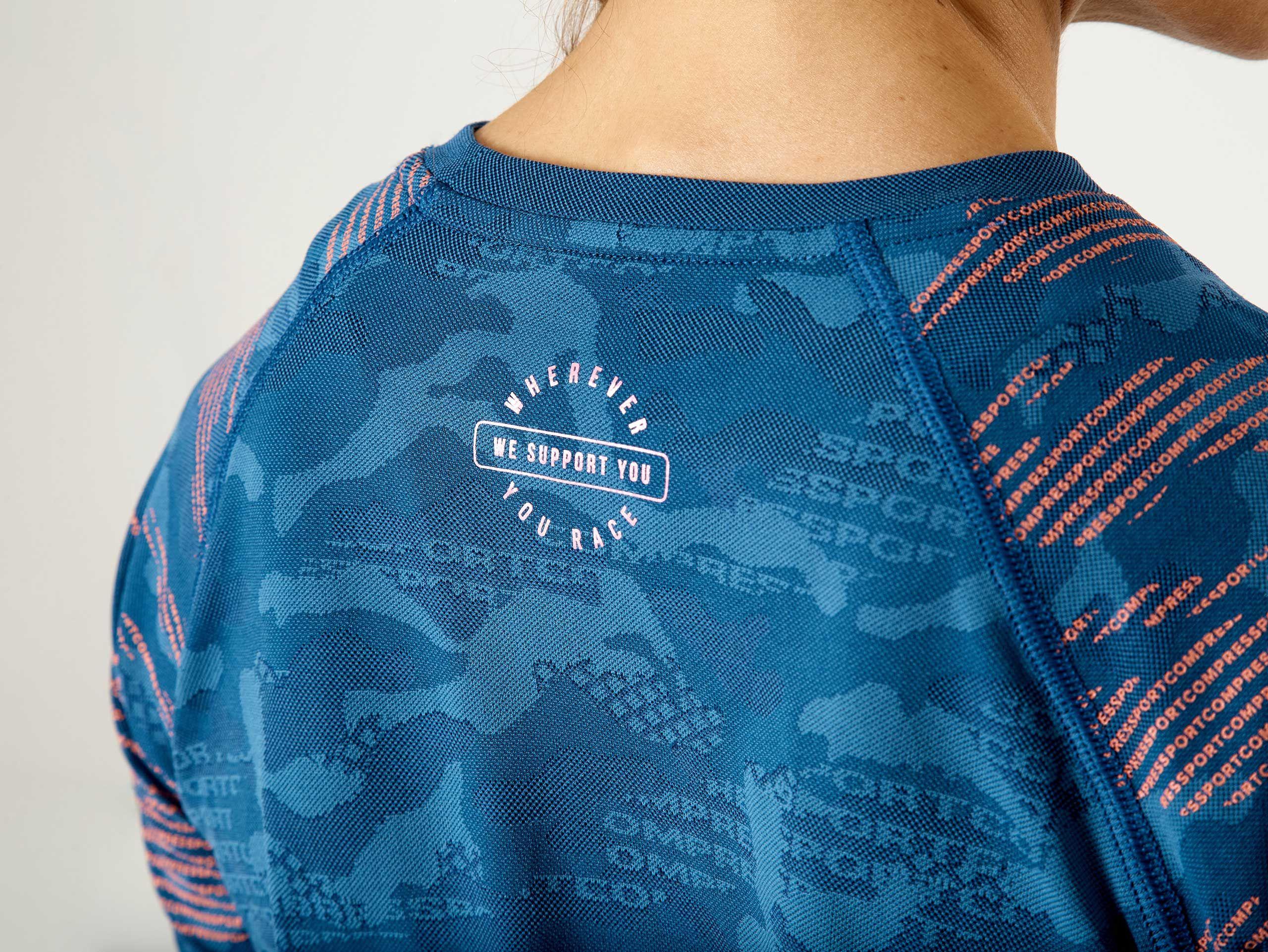 Training Tshirt SS W - Camo Neon 2020