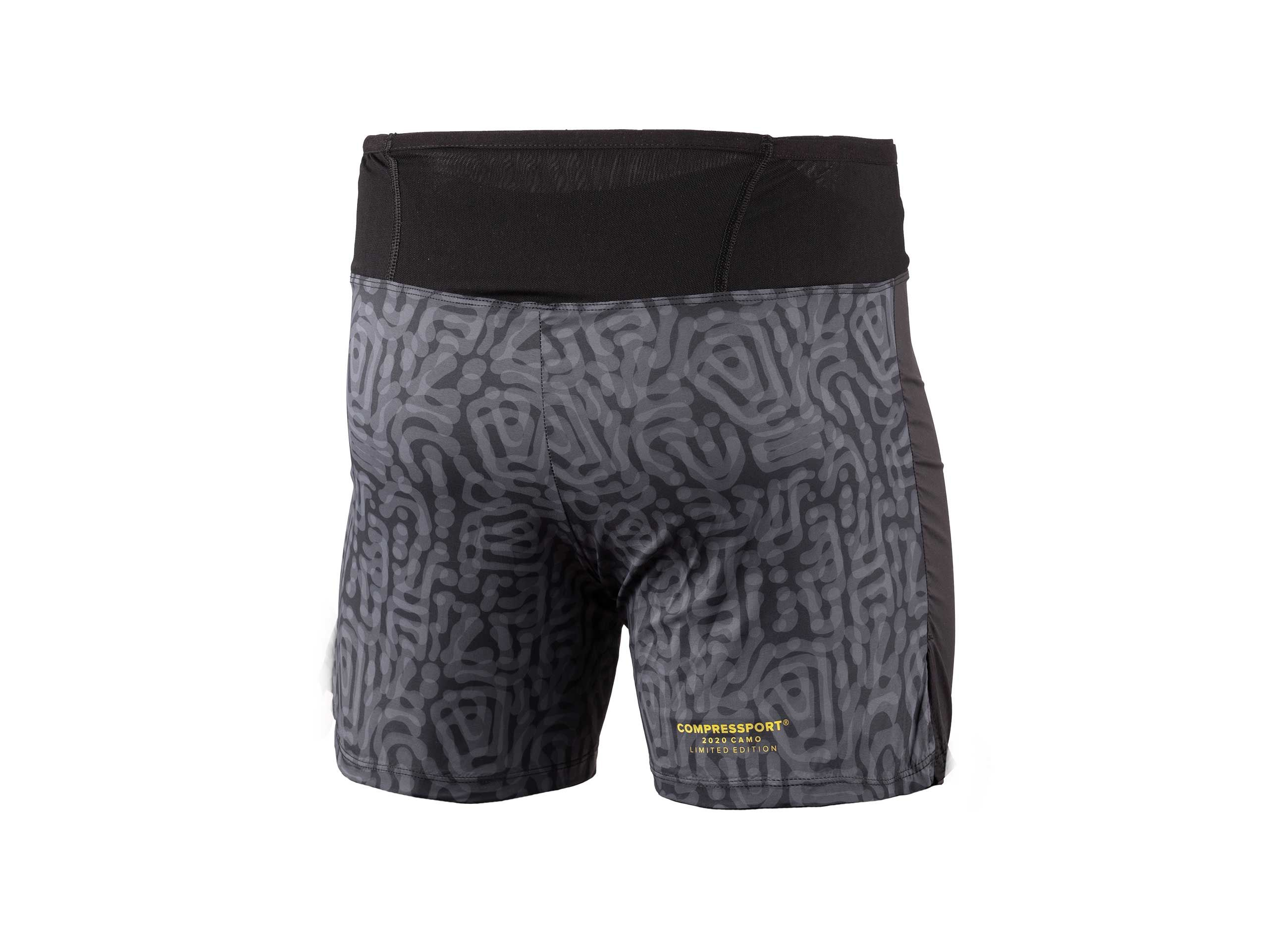 Racing 2-in-1 Short - Camo Neon 2020