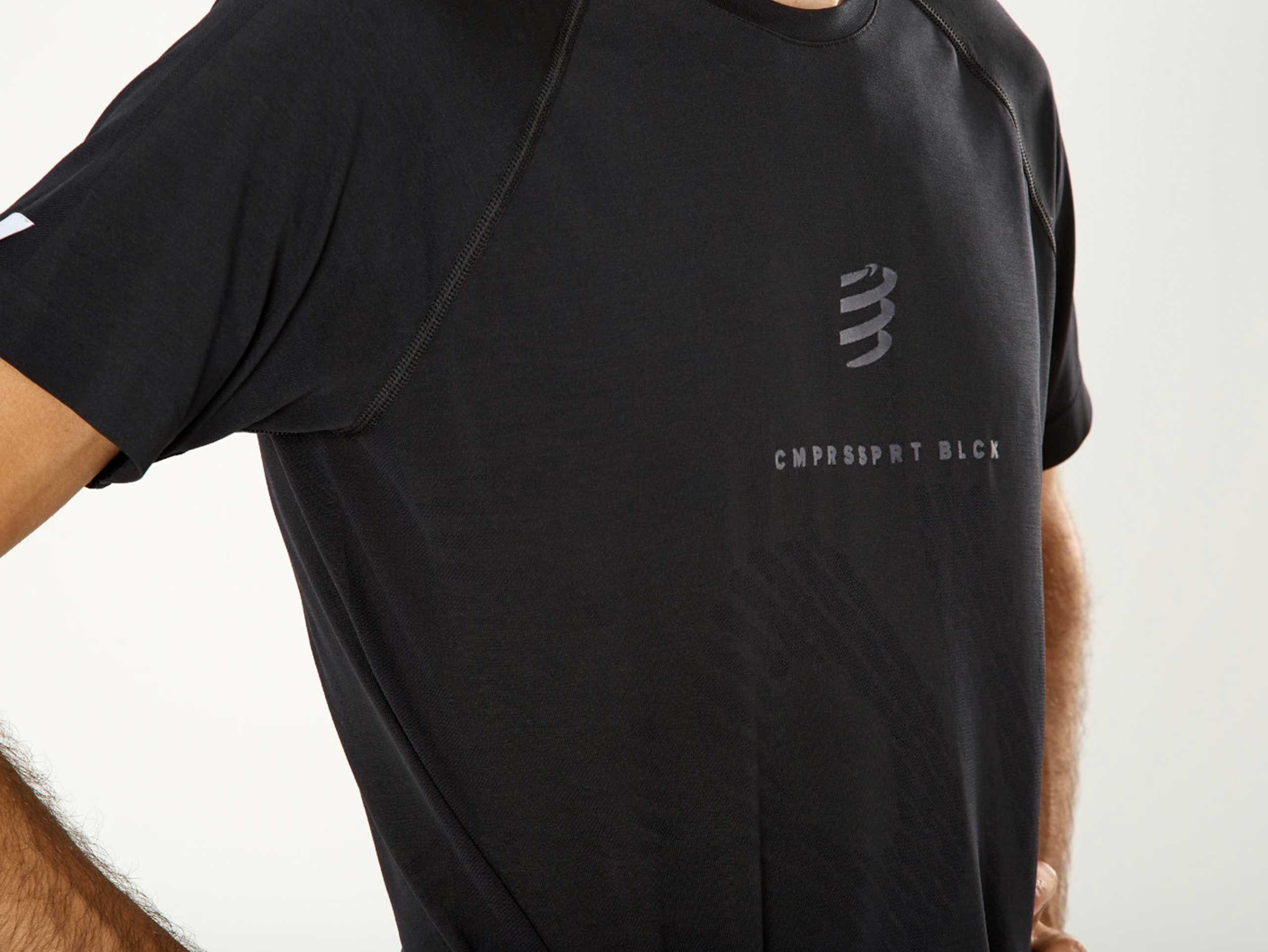 Training Tshirt SS - Black Edition 2020
