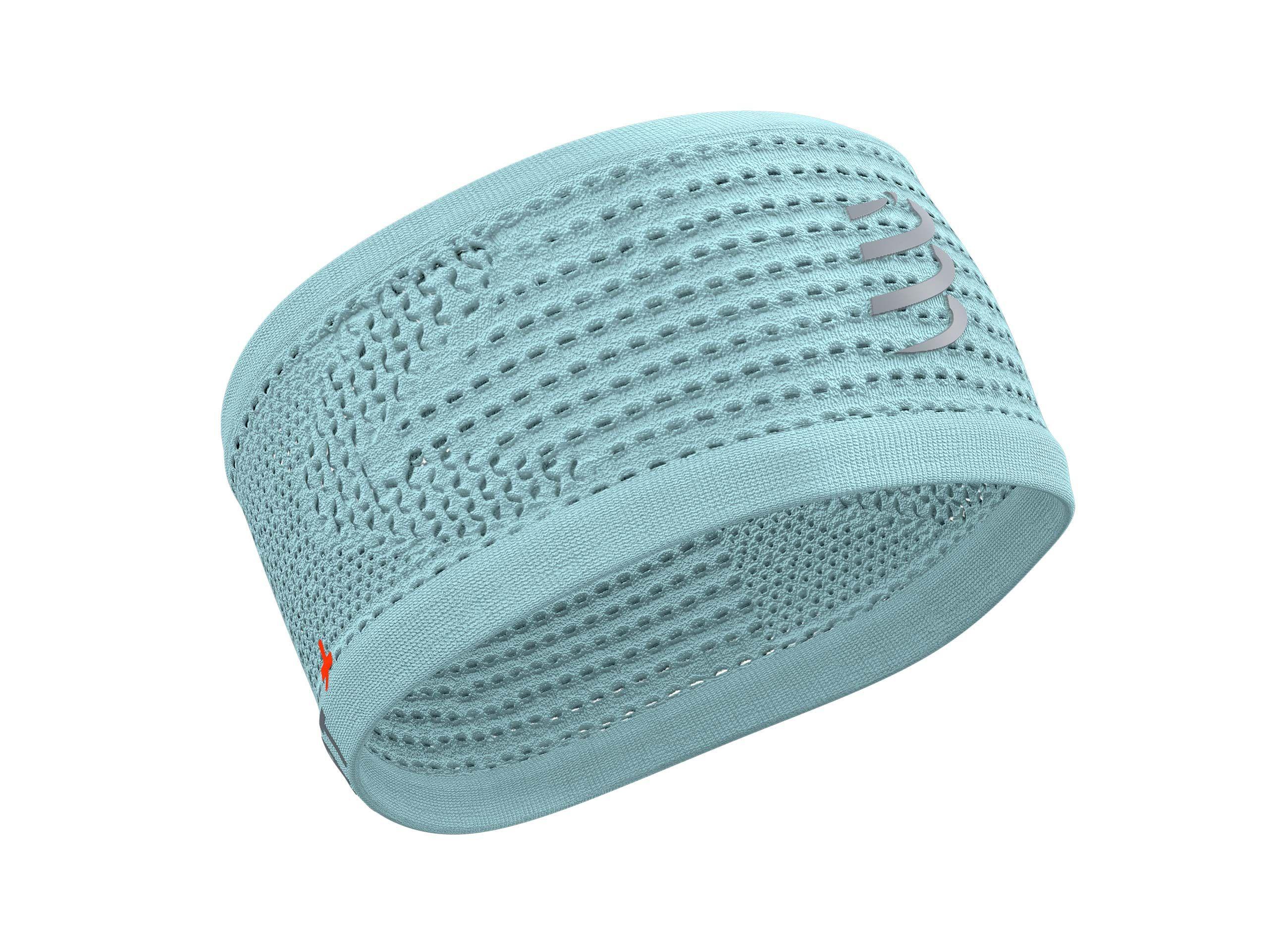 Headband on off bleu du nil