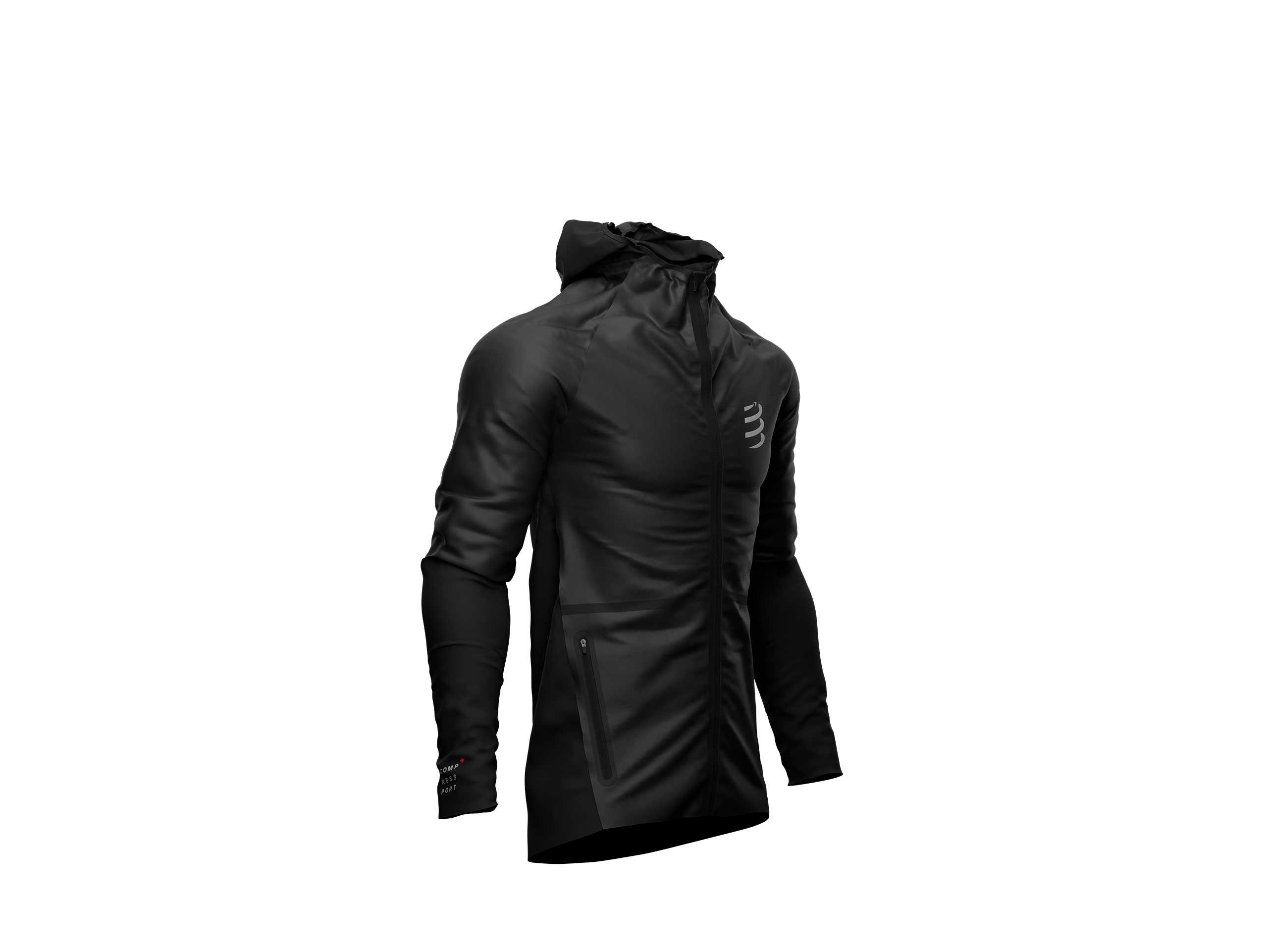 Hurricane Waterproof 25/75 Jacket schwarz