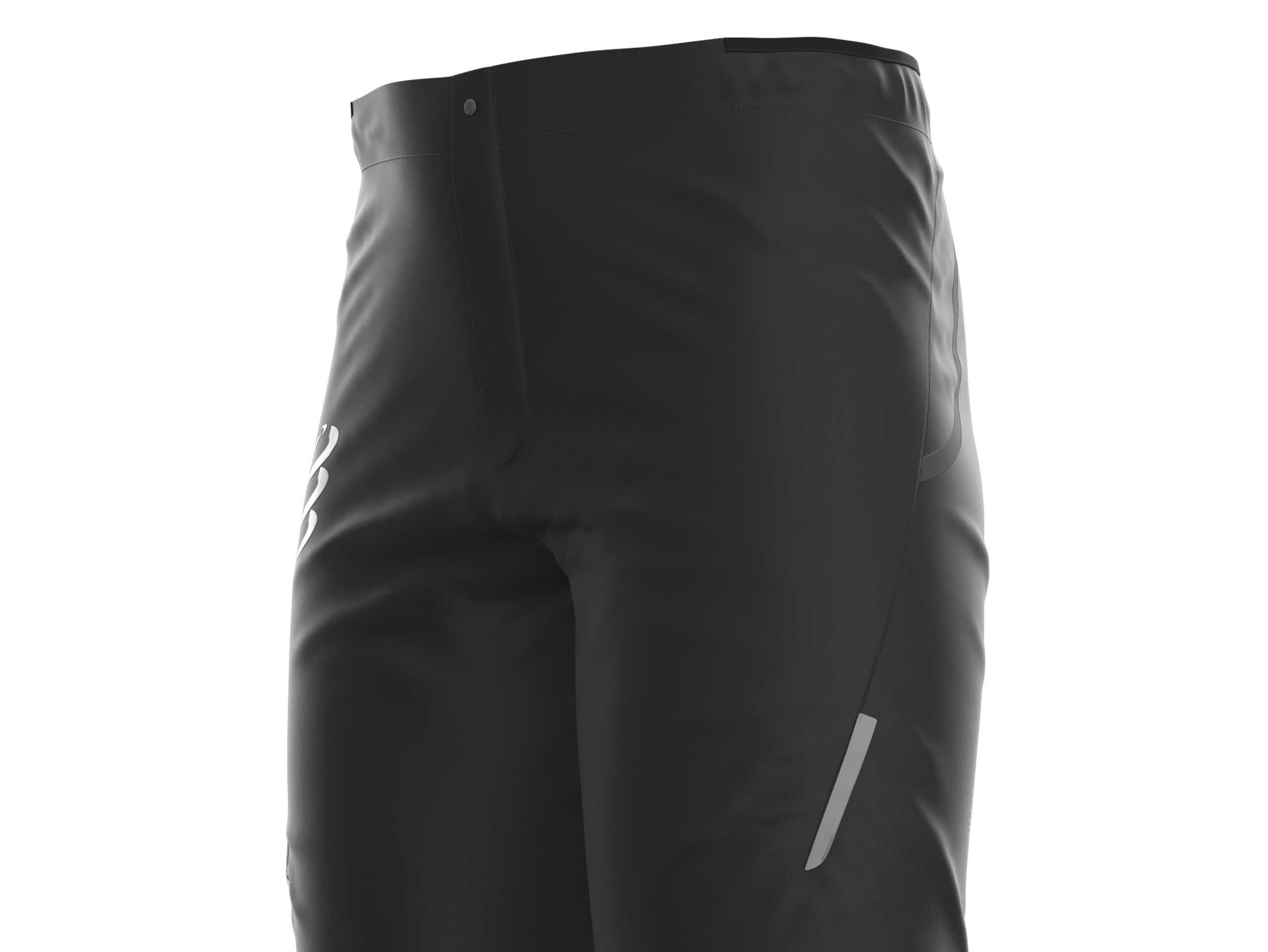 Pantaloni impermeabili Hurricane 10/10 neri