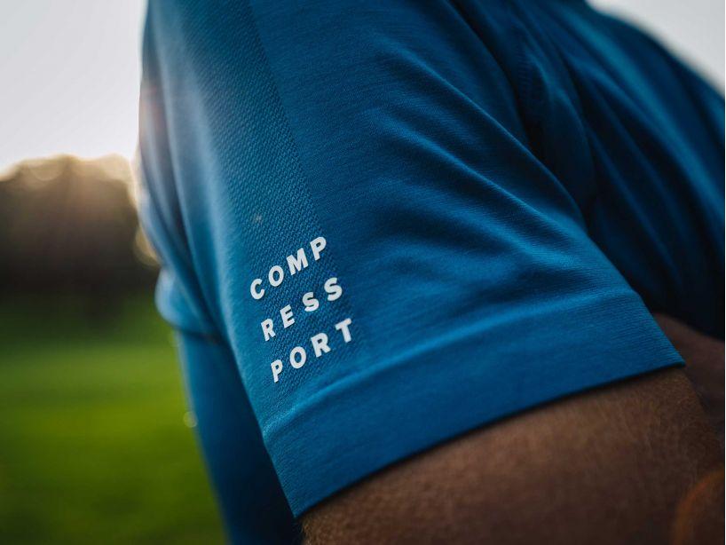 Training SS Tshirt BLUE LOLITE