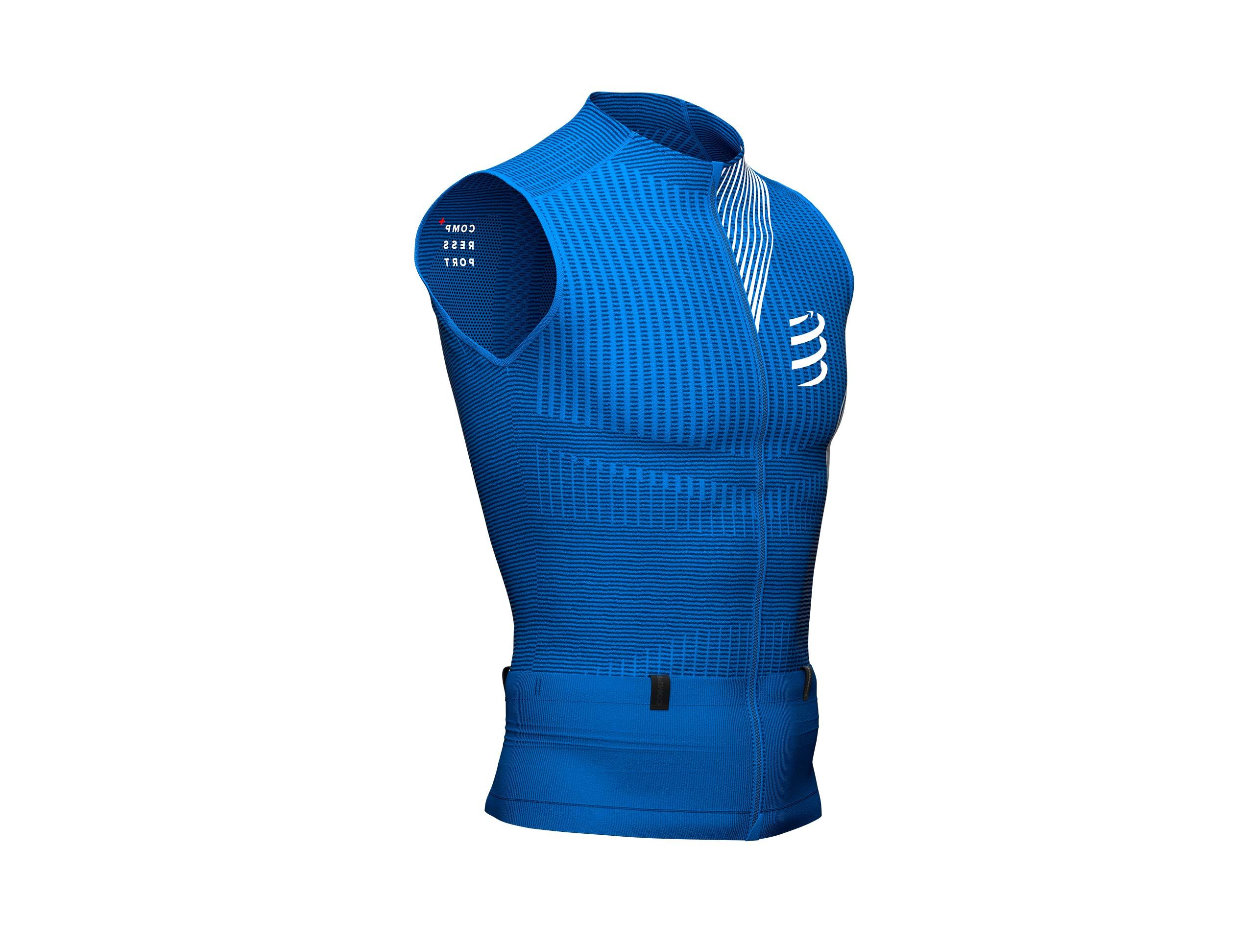 Trail Postural Tank Top M BLUE LOLITE