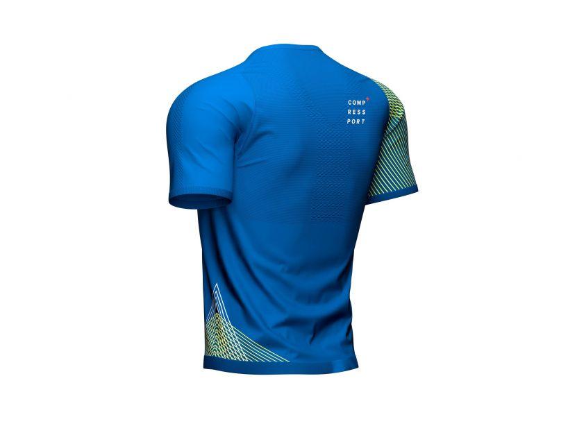 Performance SS Tshirt M BLUE LOLITE