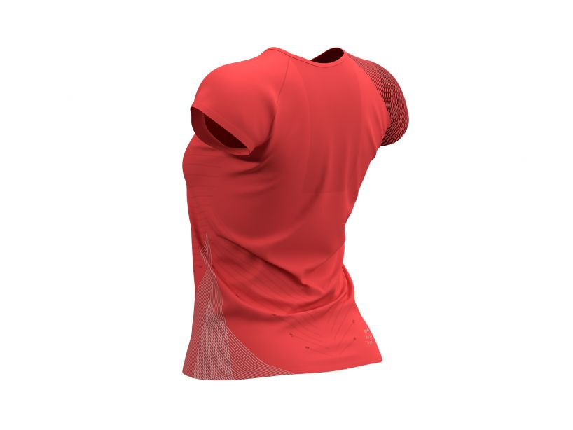 Performance SS Tshirt W CORAL