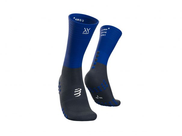 Mid Compression Socks BLUE LOLITE