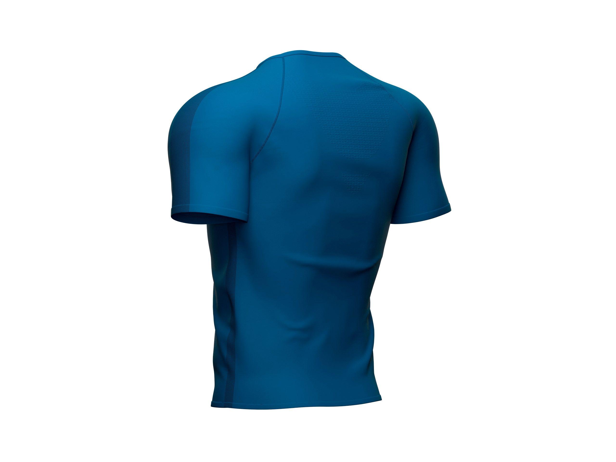Training SS Tshirt - Bleu
