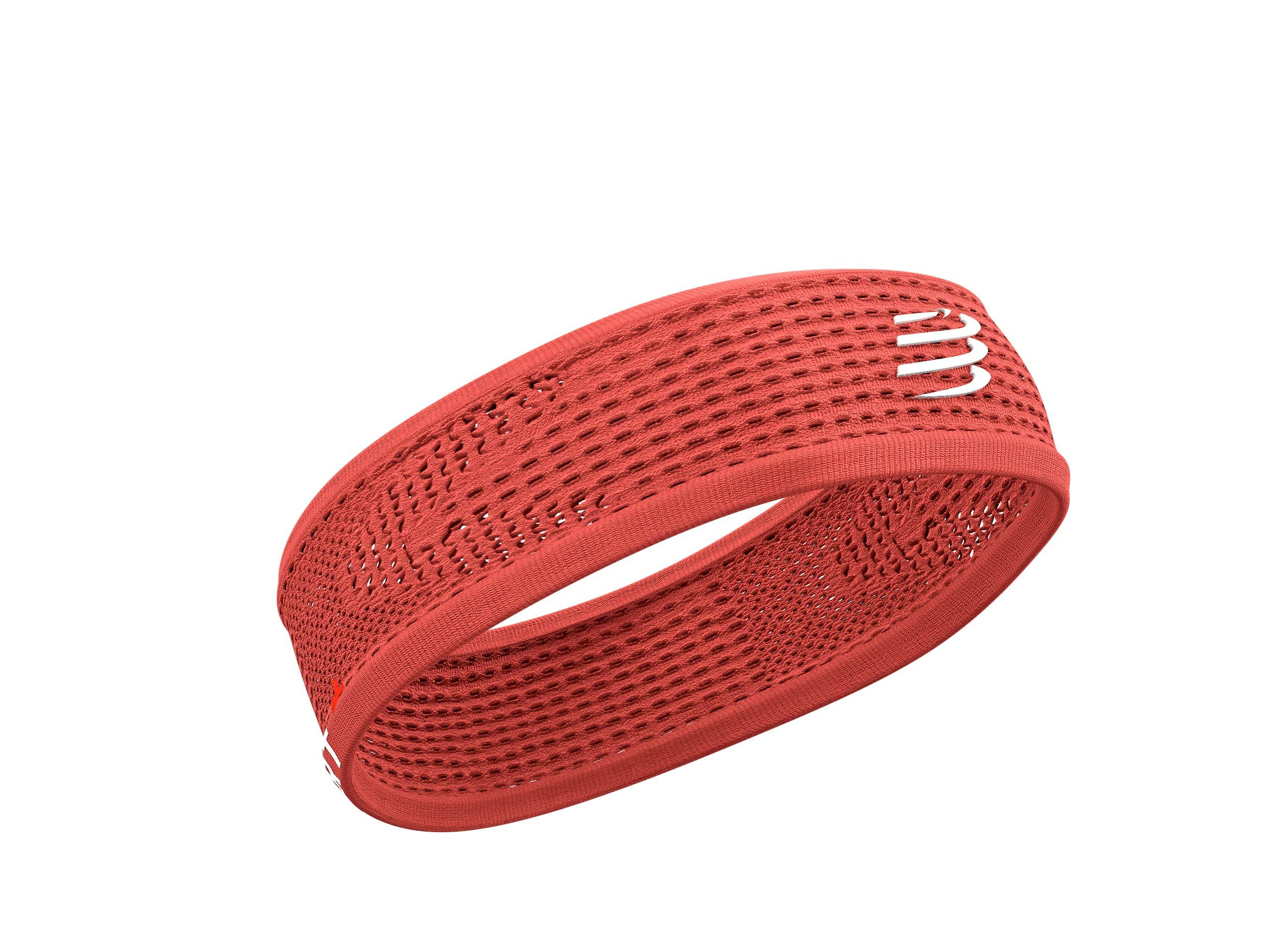 Thin Headband On/Off - Coral