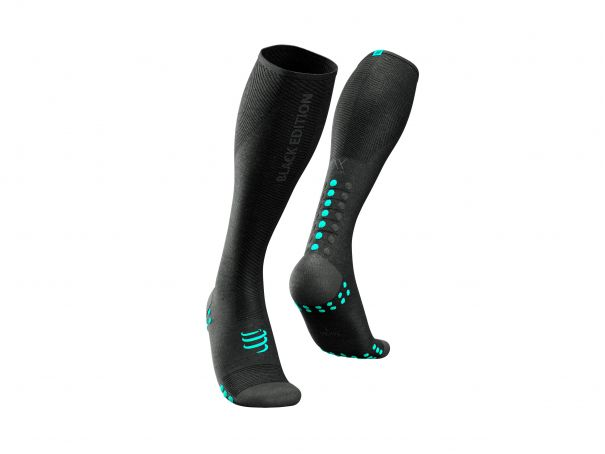 Full Socks Oxygen - Black Edition 2021 BLACK