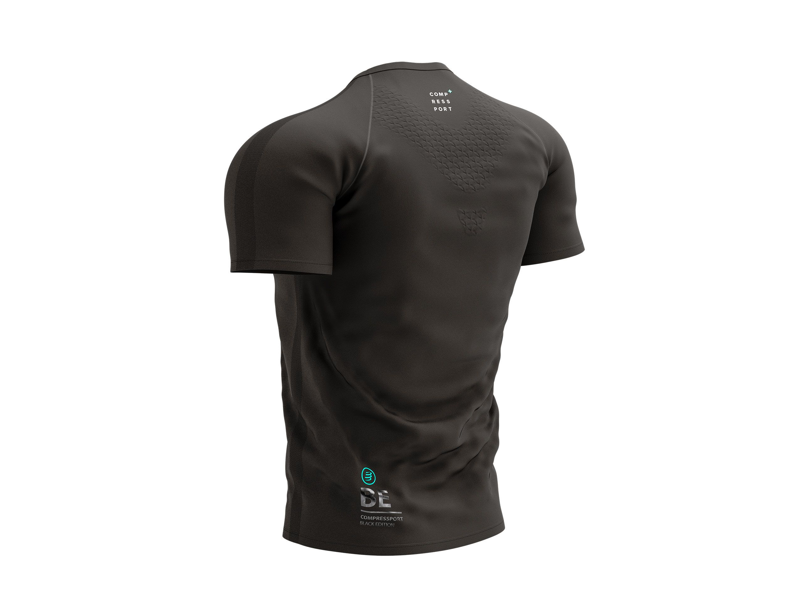 Training Tshirt SS - Black Edition 2021 BLACK