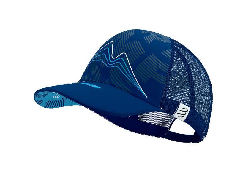 Trucker Cap - Mont Blanc 2021 BLUE