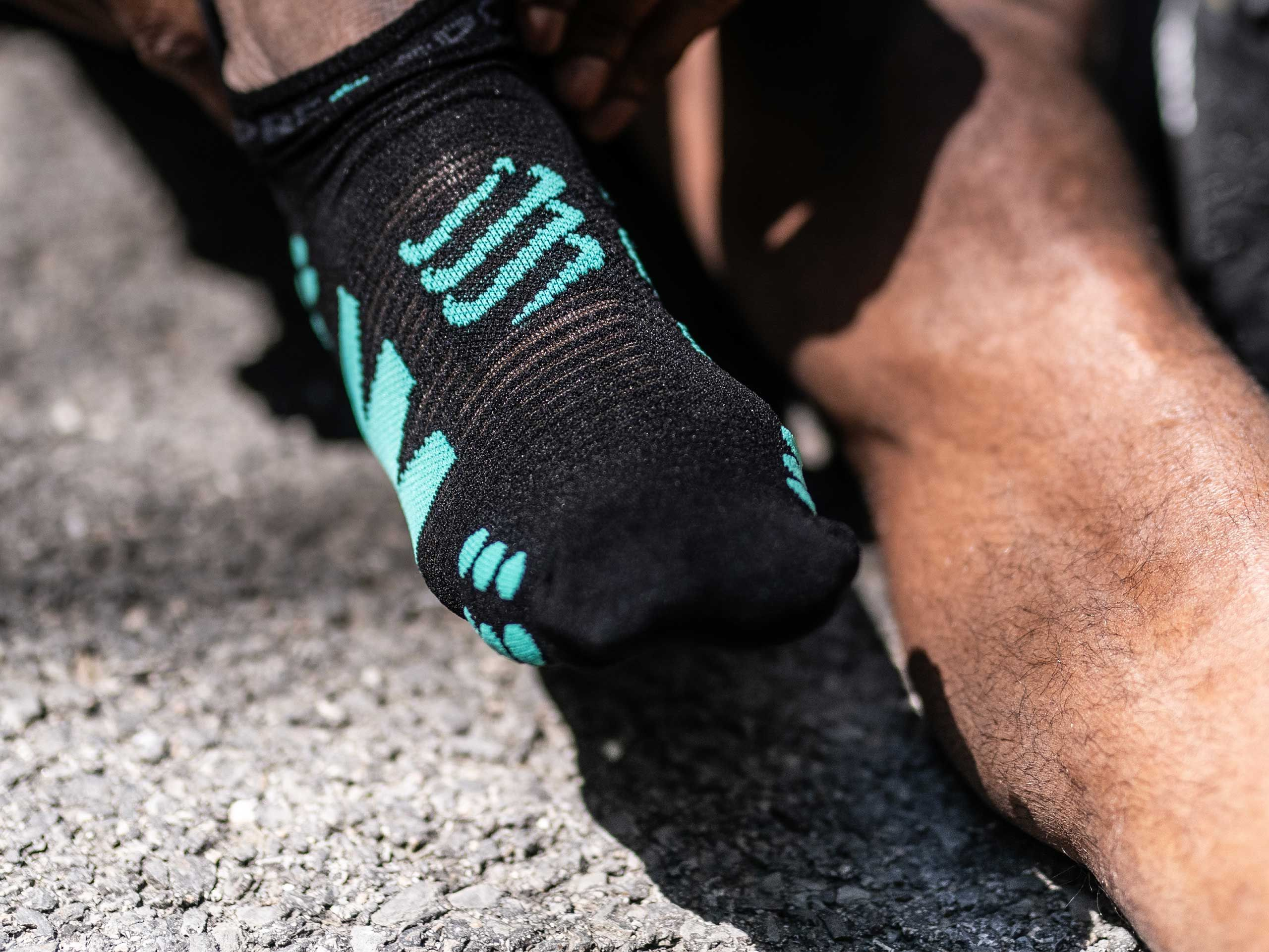 Pro Racing Socks v3.0 Run Low - Black Edition 2021