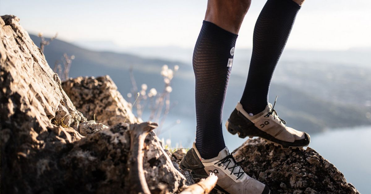 GET YOUR COMPRESSION RIGHT FOR UTMB®