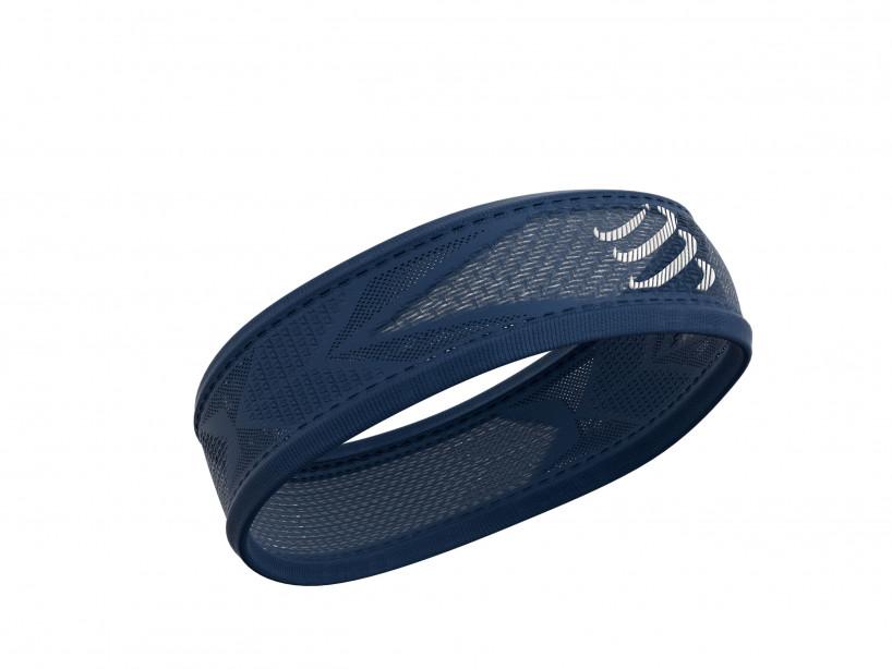 Thin HeadBand On/Off blau