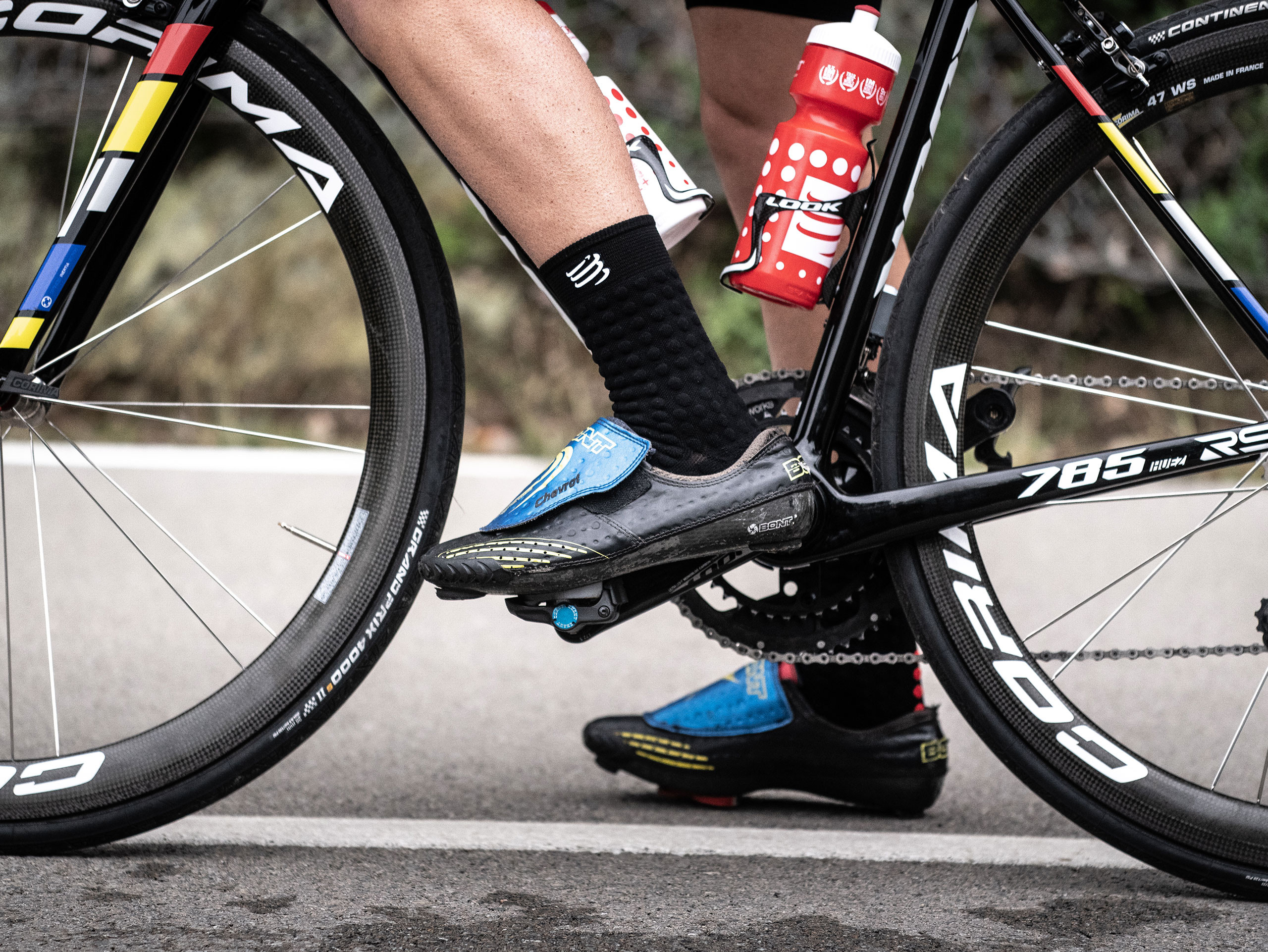 Pro Racing Socks v3.0 - Winter bike schwarz