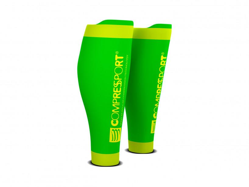 R2V2 Wadenhüllen neon-grün