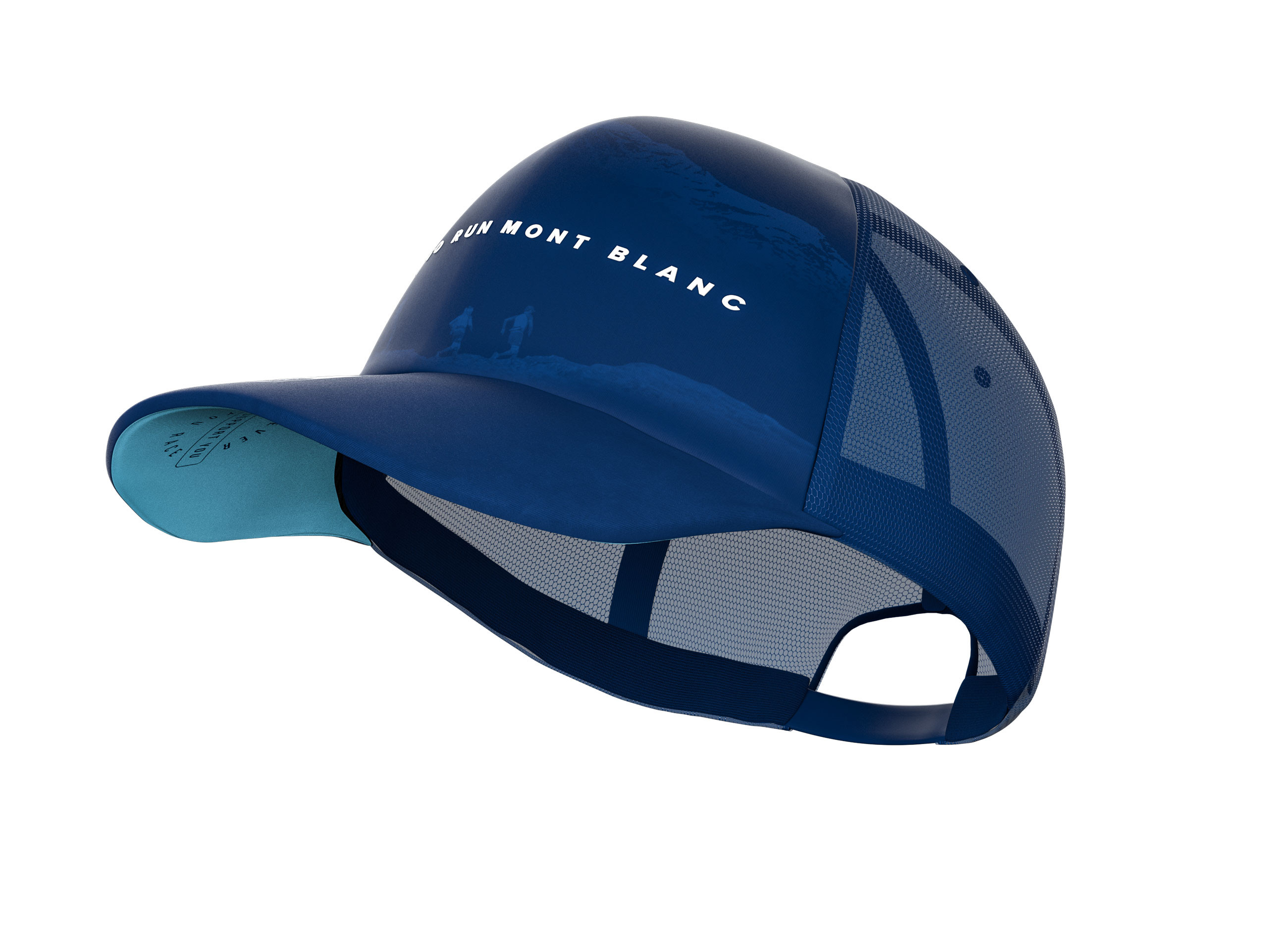 Truckerkappe - Mont Blanc 2019